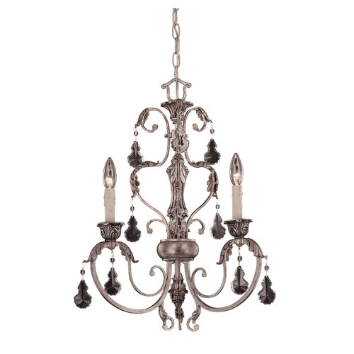 Murphy 3 Light Mini Chandelier