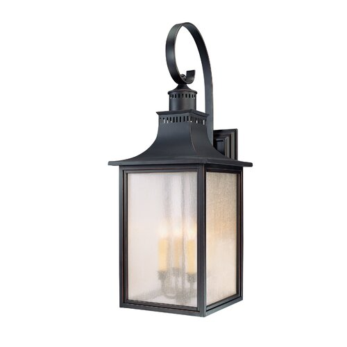 Wildon Home ® Fuller 1 Light Outdoor Wall Lantern