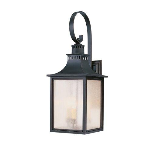 Savoy House Fuller 3 Light Outdoor Wall Lantern