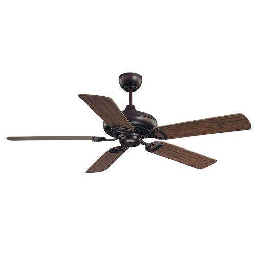 """Wildon Home ® 52"""" Bremen 5 Blade Ceiling Fan"""