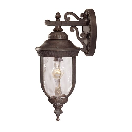 Wildon Home ® Robinson Downlighting Outdoor Wall Lantern