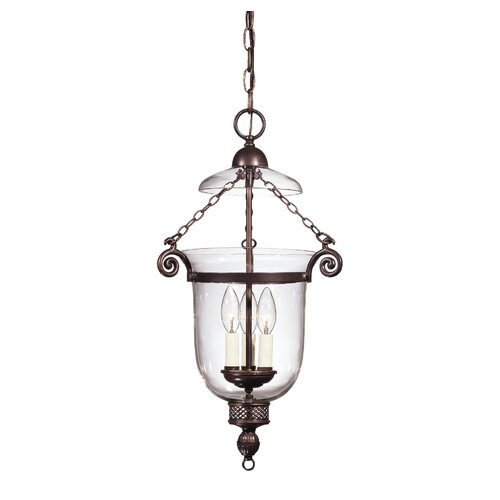 Wildon Home ® Ponoma 3 Light Foyer Pendant