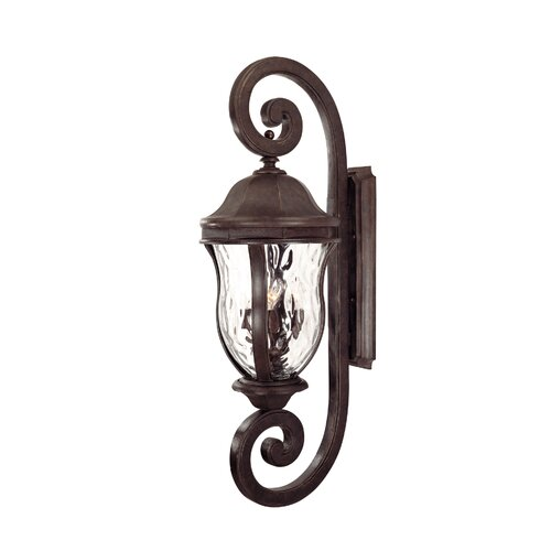 Wildon Home ® Foster 4 Light Outdoor Wall Lantern