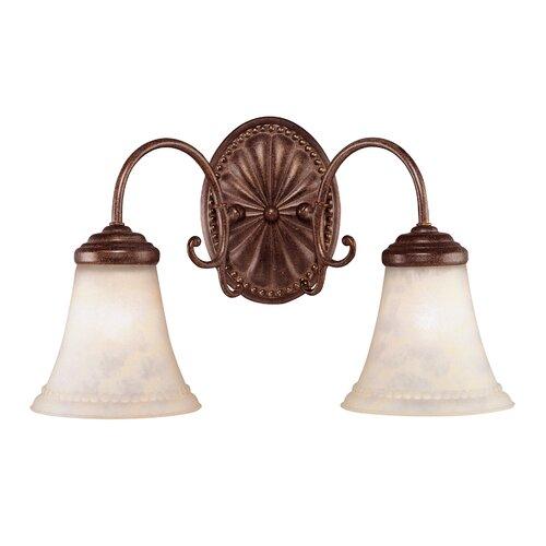 Wildon Home ® Jodeco 2 Light Vanity Light