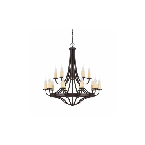 Wildon Home ® Elba 15 Light Chandelier