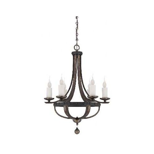 Wildon Home ® Alsace 6 Light Chandelier