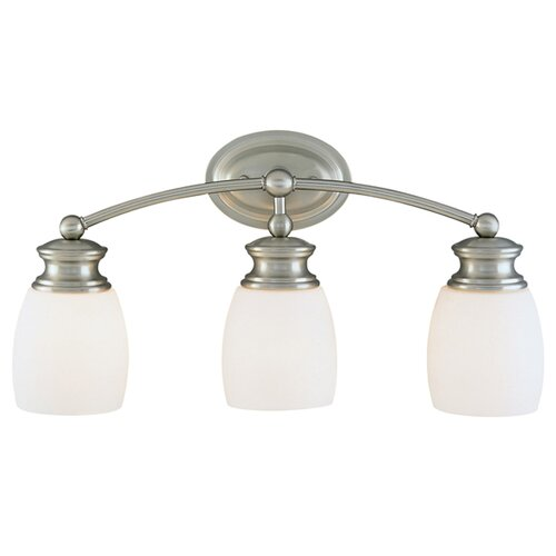 Wildon Home ® 3 Light Vanity Light