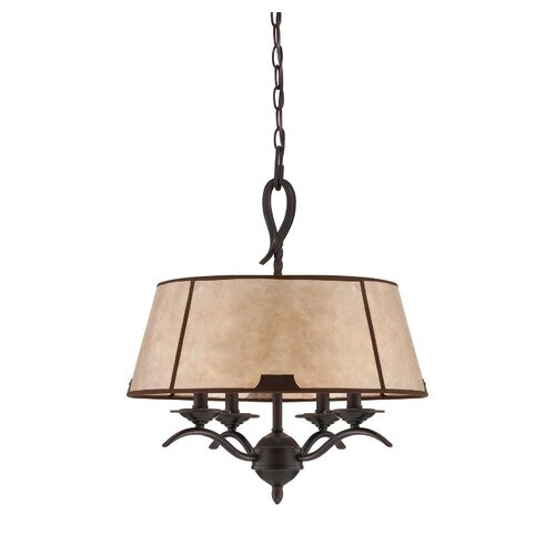 Wildon Home ® Lanier 4 Light Drum Chandelier