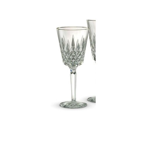 Waterford Lismore Tall Gold Iced Beverage Glass