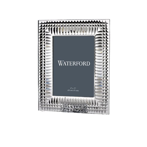 Waterford Lismore Diamond Picture Frame