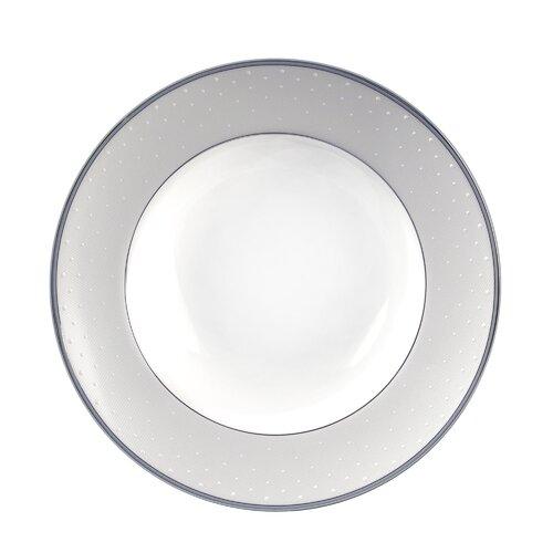 Waterford Pointe D'Esprit 8 oz. Rim Soup Bowl