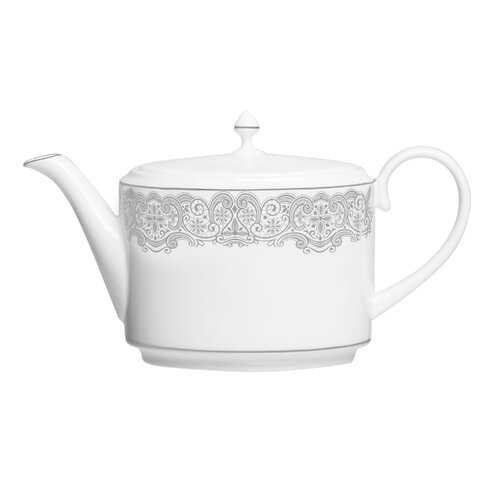 Lismore Lace Platinum Beverage Server