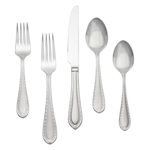 Powerscourt 5 Piece Place Setting