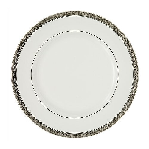 "Waterford Newgrange Platinum 10.75"" Dinner Plate"