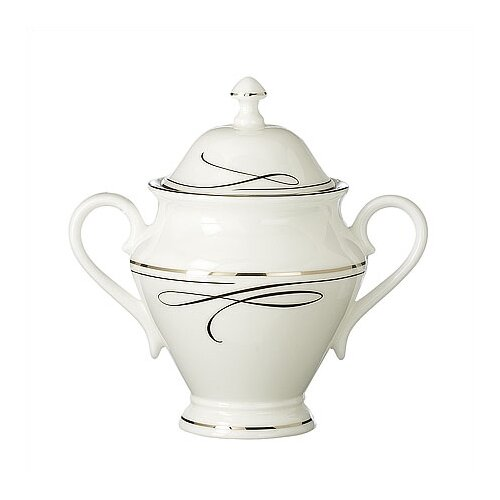 Waterford Ballet Ribbon Sugar Bowl with Lid