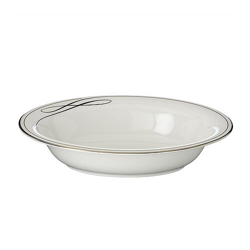 Waterford Ballet Ribbon Open Vegetable Dish