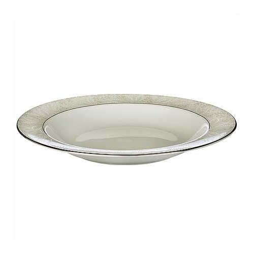 "Waterford Bassano 9"" Rim Soup Bowl"