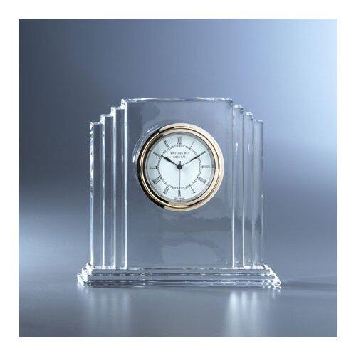 "Waterford Metropolitan 6"" Clock"