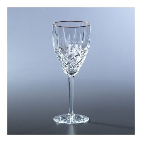 Waterford Araglin Gold Stemware Iced Beverage Glass