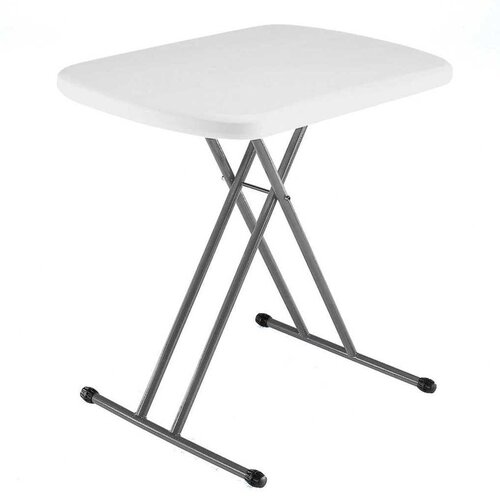 "Lifetime 18"" Folding Table"