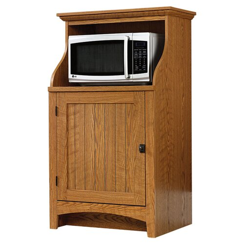 Kitchen Microwave Stand Wood Cabinet Pantry Island Utility