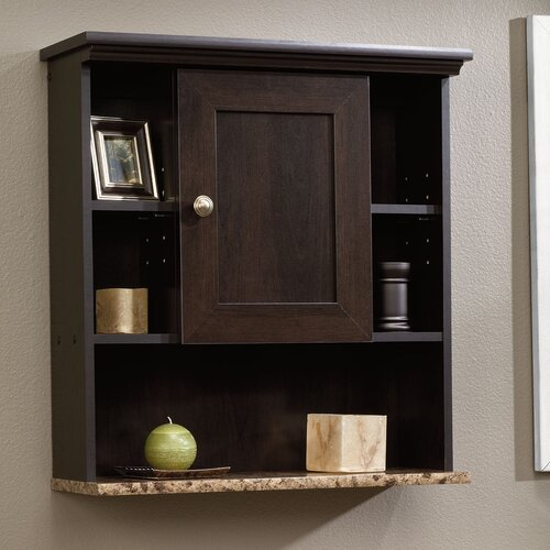 Cherry Wood Bathroom Cabinet Wayfair