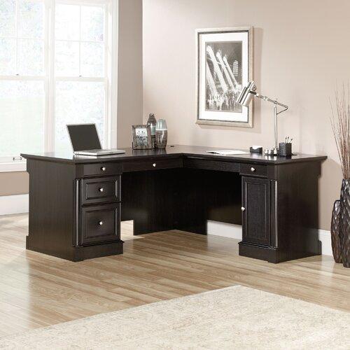 Sauder Avenue Eight Executive Desk Amp Reviews Wayfair