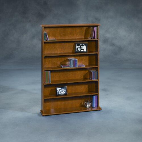 Sauder Graham Hill Multimedia Storage Rack