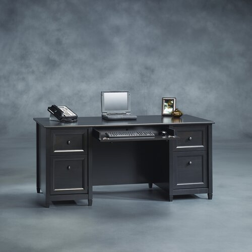 Sauder Edge Water Executive Computer Desk