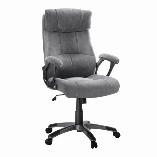 Sauder Deluxe Fabric Executive Chair