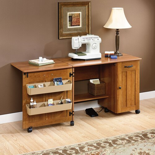 Sauder Storage Sewing/Craft Cart