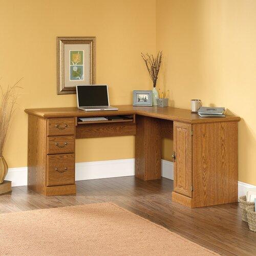 Sauder Orchard Hills Corner Computer Desk