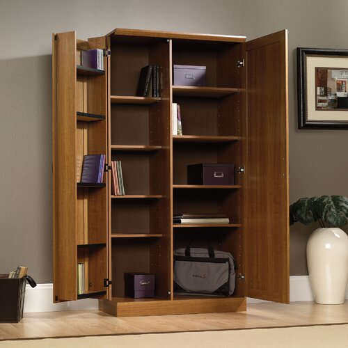 "Sauder Miscellaneous Office 35.28"" Storage Cabinet"
