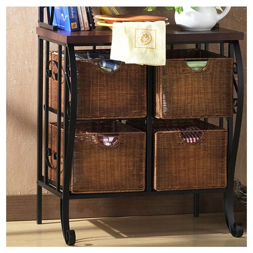 Wildon Home ® Storage Baker's Rack