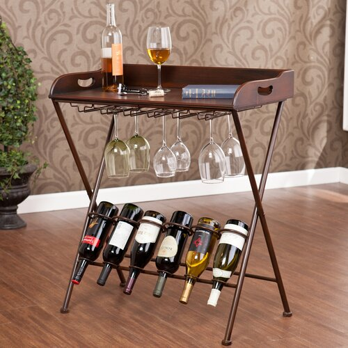 Mitchell Wine Rack