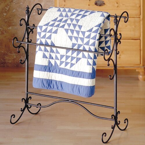Wildon Home ® Beacon Iron Quilt Rack