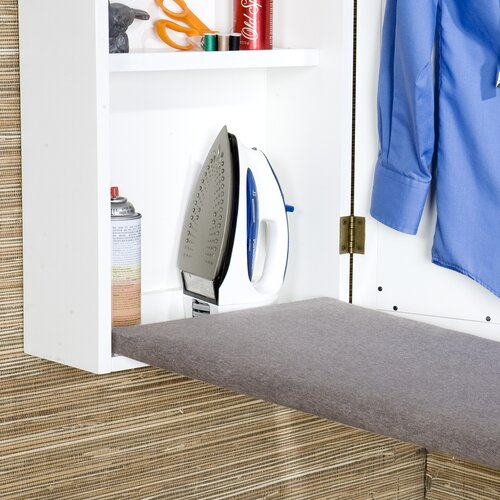 Wildon Home ®  Bryant Wall Mount Ironing Station