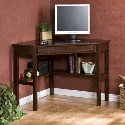Wildon Home ® Meadow Corner Desk in Espresso