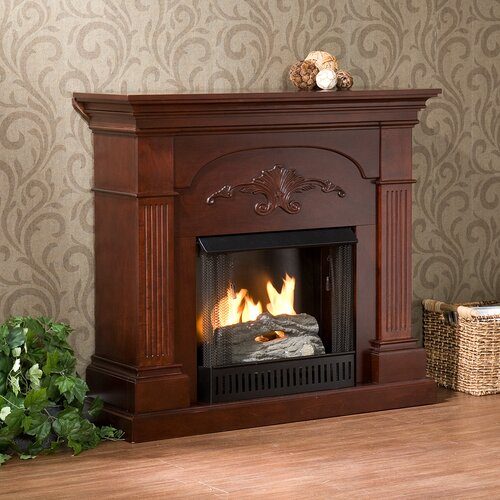 Wildon Home ® Sicilian Harvest Gel Fuel Fireplace