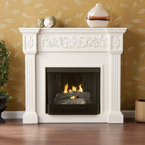 Wildon Home ® Downing Gel Fuel Fireplace