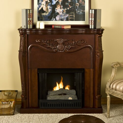 Wildon Home ® Griffith Gel Fuel Fireplace