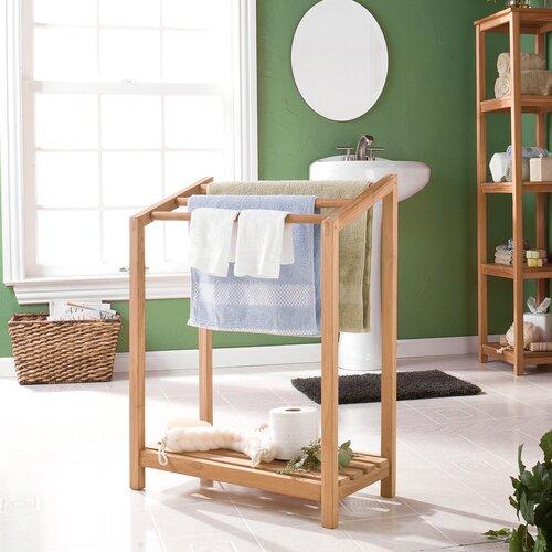 Wildon Home ® McKell Free Standing Towel Rack
