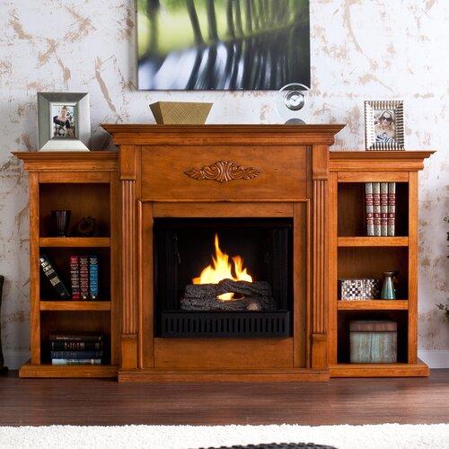 Wildon Home ® Franklin Gel Fuel Fireplace