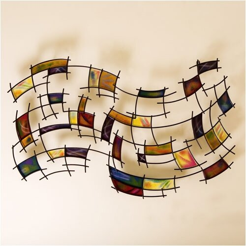 Wildon Home ® Kirby Abstract Wall Décor