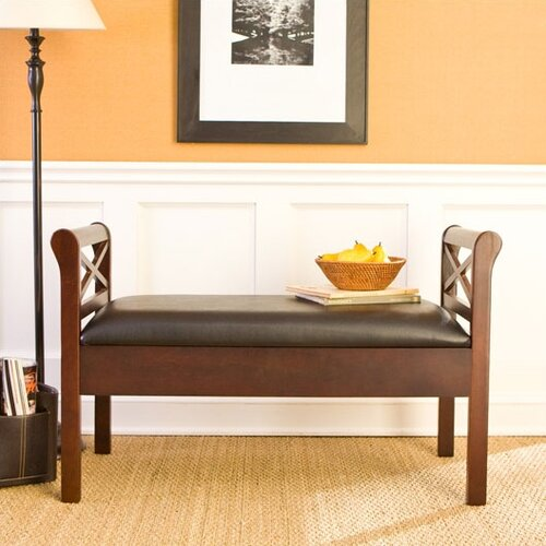 Wildon Home ® Warrenton Entryway Storage Bench