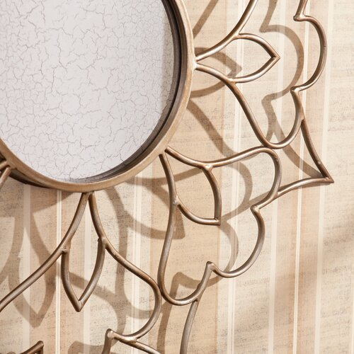 Wildon Home ® Defour  Decorative Wall Mirror