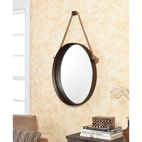 Bolivar Decorative Wall Mirror