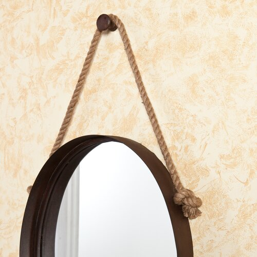 Wildon Home ®  Bolivar Decorative Wall Mirror