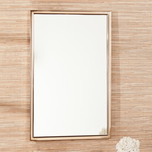 Wildon Home ® Hexton Wall Mirror