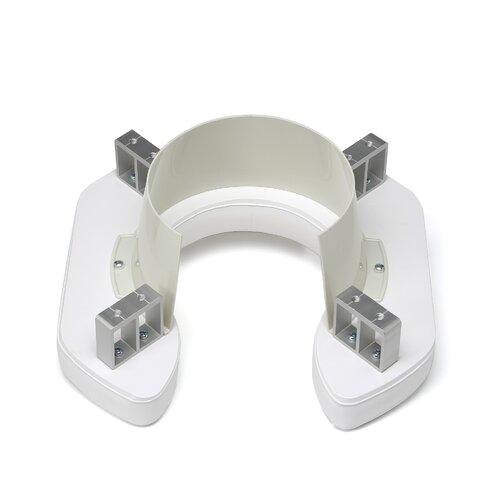 Drive Medical Padded Raised Toilet Seat Riser Amp Reviews